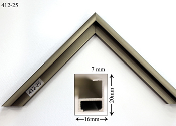 Aluminium Frames